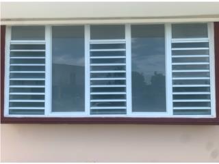 Ventanas de Seguridad, EXOTIC SECURITY WINDOWS Puerto Rico