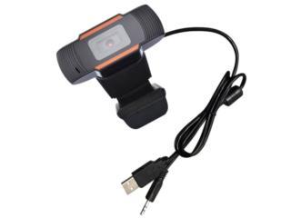 Web Cam con micrófono integrado $39.99!!, E-Store PR Puerto Rico