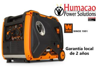 WEN 3800W INVERTER CON STARTER ELĖCTRICO, HUMACAO POWER SOLUTIONS LLC Puerto Rico