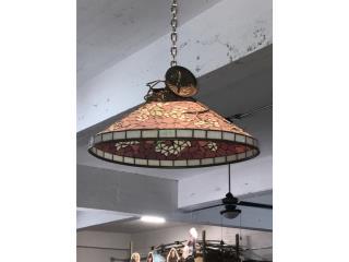 Lámpara de techo estilo Tiffany Ferrajoli, The Pickup Place Puerto Rico
