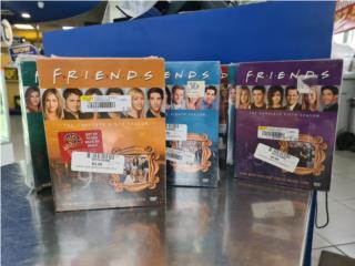 DVD SERIE FRIENDS, La Familia Casa de Empeño y Joyería-Mayagüez 1 Puerto Rico