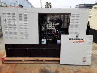 GENERAC PROTECTOR DIESEL 30KW-MOTOR PERKINS, G.T. Power Division  Puerto Rico