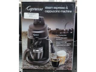 Steam espresso , La Familia Casa de Empeño y Joyería, Ave. Barbosa Puerto Rico
