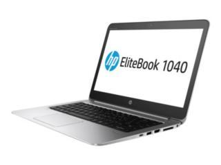 HP 1040 Touch 8GB, 256GB SSD, i5, E-Store PR Puerto Rico