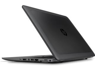 HP ZBook 15 G3 16GB RAM, 256GB SSD, i7, E-Store PR Puerto Rico