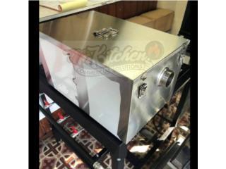 Trampa de Grasa 16, 24 y 30 lbs. SS Completa, Mr. Kitchen Commercial Solutions  Puerto Rico