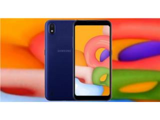 SAMSUNG A01 CORE 16GB $129.00, MEGA CELLULARS INC. Puerto Rico