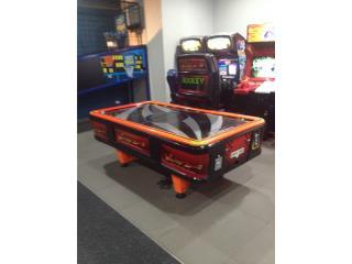 Air Hockey Table, Máquinas Arcade Puerto Rico Puerto Rico
