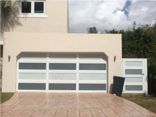 Puerta de Garage, EXOTIC SECURITY WINDOWS Puerto Rico