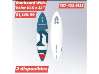 Starboard wide point 10.5 pre sale, The SUP shack  Puerto Rico