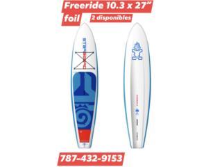Starboard Freeride 10.3 starlite, The SUP shack  Puerto Rico