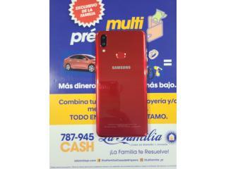 Samsung A10s DESBLOQUEADO, LA FAMILIA MANATI  Puerto Rico