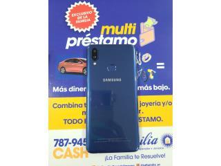 Samsung A10s DESBLOQUEADO , LA FAMILIA MANATI  Puerto Rico