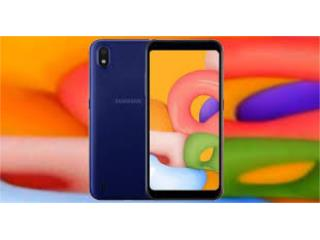 SAMSUNG GALAXY A01 CORE $129.00, MEGA CELLULARS INC. Puerto Rico