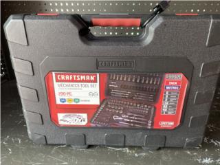 Craftsman tool set 230-pc , La Familia Guayama 1  Puerto Rico