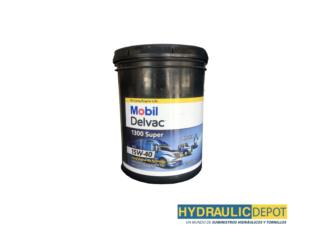 Aceite Mobil 15w40, Hydraulic Depot/GMC Rentals Puerto Rico