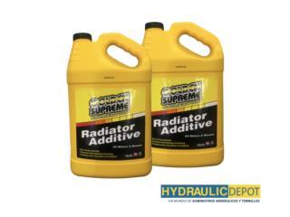 Radiator Additive 2x $5, Hydraulic Depot/GMC Rentals Puerto Rico