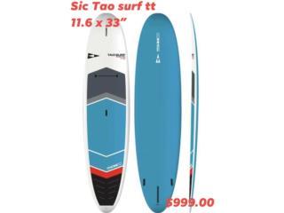 "Sic Tao Surf 11.6 x 32.5"", The SUP shack  Puerto Rico"