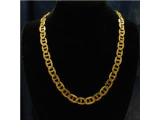 Cadena Gucci en Oro 14kt de 24
