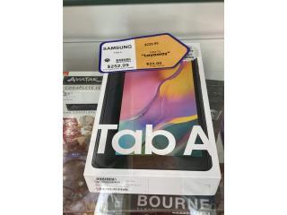 Samsung tablet Tab A, La Familia Guayama 1  Puerto Rico