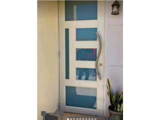 Puertas De Seguridad De Una Hoja , #1 SANTIAGO WINDOW & DOORS Puerto Rico