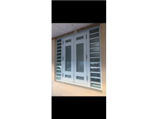 Ventanas De Seguridad CaseMan, #1 SANTIAGO WINDOW & DOORS Puerto Rico