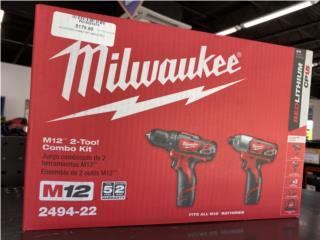 Milwaukee combo kit , La Familia Guayama 1  Puerto Rico
