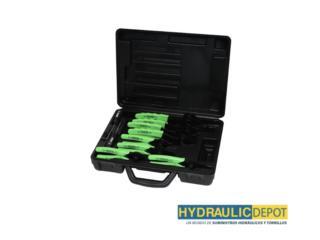 11 PC Snap Ring Pliers Set, Hydraulic Depot/GMC Rentals Puerto Rico