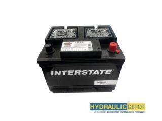 Bateria Interstate, Hydraulic Depot/GMC Rentals Puerto Rico
