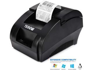 USB THERMAL RECEIPT PRINTER (TEROW), WSB Supplies U Puerto Rico