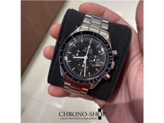 Omega Speedmaster Moonwatch, CHRONO - SHOP Puerto Rico