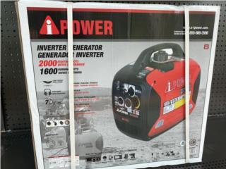 IPower Generador inverter 2000watts, La Familia Guayama 1  Puerto Rico