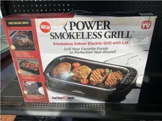 Power Smokeless Grill , La Familia Guayama 1  Puerto Rico