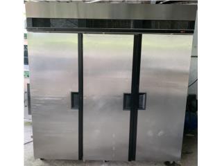 Freezer 3 puertas Compresor Nuevo, KC WAREHOUSE Puerto Rico