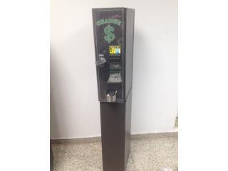 Máquina de Cambio / Change Machine, Máquinas Arcade Puerto Rico Puerto Rico