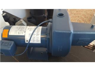 Bomba 1 1/2 HP, Marca Frankling Electric, Puerto Rico Water Puerto Rico