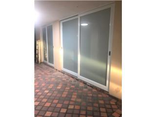Sliding Door, EXOTIC SECURITY WINDOWS Puerto Rico
