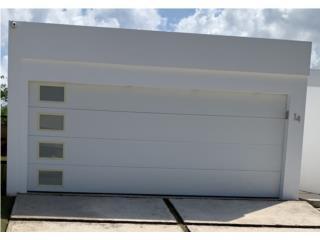 MODELOS DE SEGURIDAD Y ELEGANCIA NUEVOS, PUERTO RICO GARAGE DOORS INC. Puerto Rico