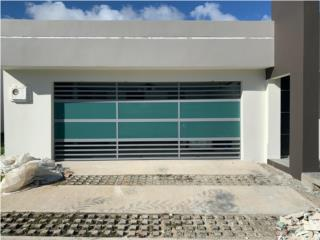 MODELOS EXCLUSIVOS EN MADERA A TU HOGAR , PUERTO RICO GARAGE DOORS INC. Puerto Rico