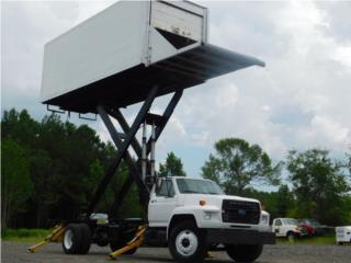 Sistema de Tijeras para Camion , CONSIGNACIONES CMA Puerto Rico