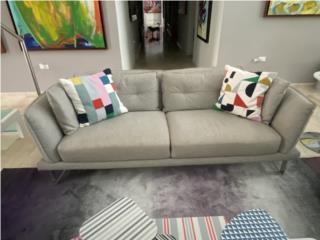 Sofa modular contruccion Italiana, J Cangiano Puerto Rico