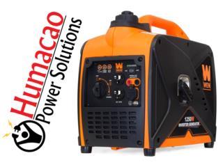 WEN 1250W Inverter con 2 AÑOS GARANTÍA LOCAL , HUMACAO POWER SOLUTIONS LLC Puerto Rico