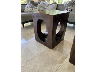 Cubos en madera sólida , J Cangiano Puerto Rico