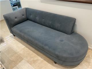 Elegante mueble en velvet, J Cangiano Puerto Rico
