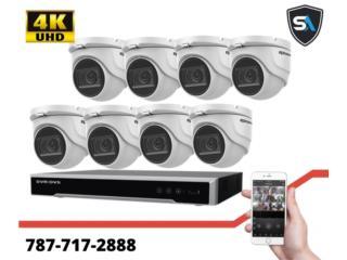 Ofertas de cámaras Epcom Ultra HD 8MP, Security & Automation  Puerto Rico