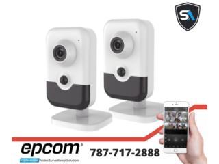 Camaras IP con Audio , Security & Automation  Puerto Rico