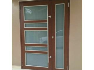Puertas Con Fijo 60, #1 SANTIAGO WINDOW & DOORS Puerto Rico