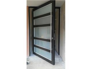 Puertas a Color, #1 SANTIAGO WINDOW & DOORS Puerto Rico