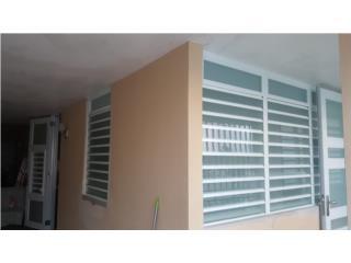 Ventanas de Seguridad, #1 SANTIAGO WINDOW & DOORS Puerto Rico