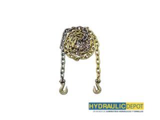 Cadena para Gruas 20' (Double Hook), Hydraulic Depot/GMC Rentals Puerto Rico